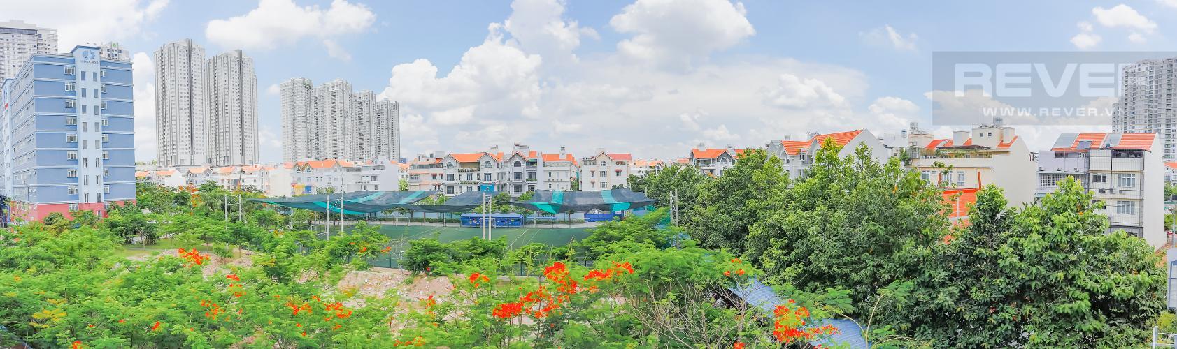 View Nhà phố 8 phòng ngủ đường số 3A Tân Hưng Quận 7