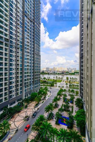 View Bán căn hộ Vinhomes Central Park 4PN, tháp The Central 2, đầy đủ nội thất, view sông trực diện