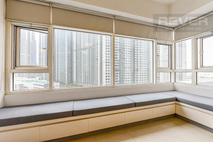 phòng khách Căn góc Saigon Pearl 3 phòng ngủ tầng thấp tòa Topaz 1