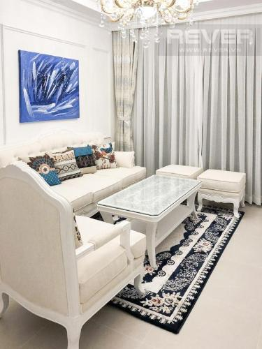 Bán căn hộ The Gold View 2PN, tháp A, diện tích 85m2, đầy đủ nội thất, view hồ bơi và thành phố