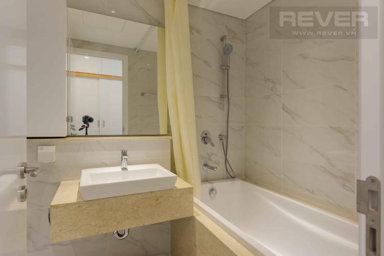 Toilet 2 Cho thuê căn hộ Diamond Island - Đảo Kim Cương, tháp Maldives, đầy đủ nội thất, view hồ bơi