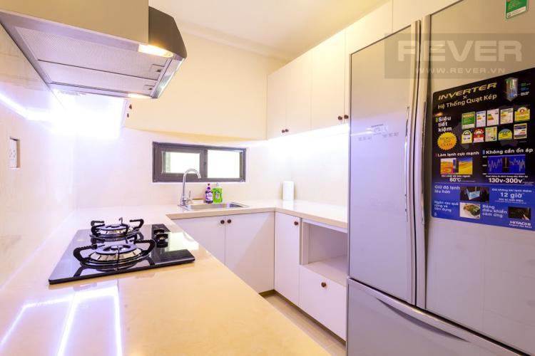 Phòng Bếp Căn hộ Icon 56 3 phòng ngủ tầng trung đầy đủ nội thất