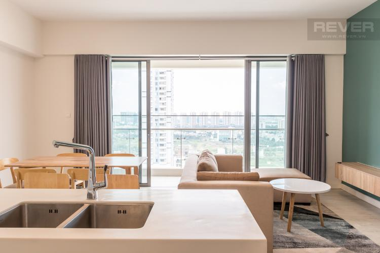 Bán căn hộ Gateway Thảo Điền 2PN, đầy đủ nội thất, view Xa lộ Hà Nội và Landmark 81