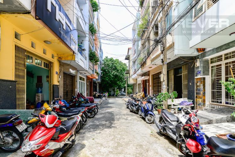 Lộ Giới Cho thuê nhà phố 3 phòng ngủ, đường Chu Văn An, Quận Bình Thạnh