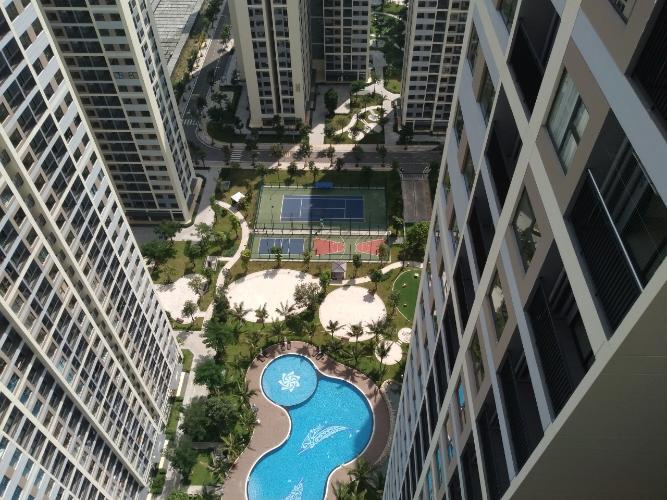 view  căn hộ Vinhomes Grand Park Bán căn hộ Vinhome Grand Park diện tích 69.69m2, thiết kế sang trọng