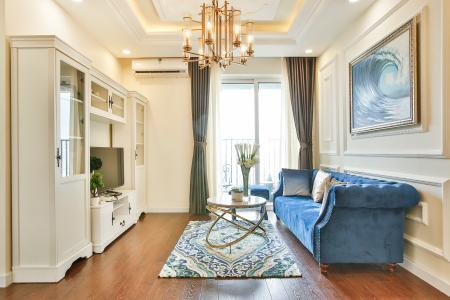 Căn hộ Vista Verde tầng trung tòa T2 nội thất đẹp nhà mới