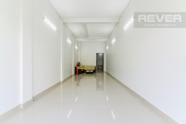 Tổng Quan Nhà phố 4 phòng ngủ đường Võ Văn Kiệt Quận 1