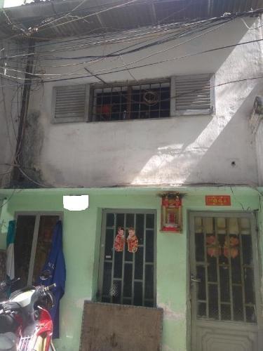 Bán nhà hẻm Nguyễn Trãi, Q.5 diện tích 2.55x11.15m, tiện ích đa dạng.