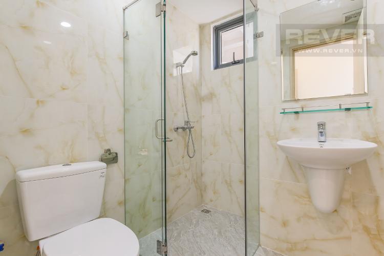 Phòng Tắm 1 Căn hộ The Gold View 2 phòng ngủ tầng cao A1 nội thất đầy đủ