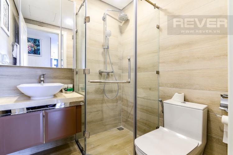 Phòng Tắm 1 Căn hộ Vinhomes Golden River tầng thấp, tháp Aqua 3, 3 phòng ngủ, hướng Đông Bắc, view sông