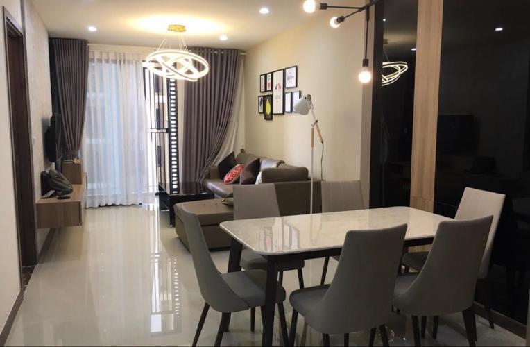 Căn hộ Hado Centrosa Garden đầy đủ nội thất tiện nghi, view nội khu.