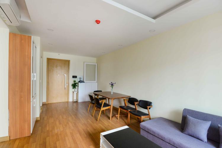 Bán căn hộ Vista Verde 2 phòng ngủ, tầng cao hướng Đông Nam, đầy đủ nội thất cao cấp