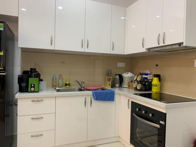 Phòng bếp căn hộ Saigon Mia Căn hộ Saigon Mia tầng trung đầy đủ nội thất, tiện nghi cao cấp.