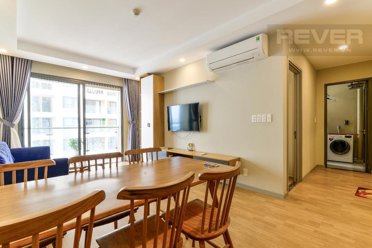 4 Bán hoặc cho thuê căn hộ The Gold View 2PN, tầng thấp, diện tích 82m2, đầy đủ nội thất