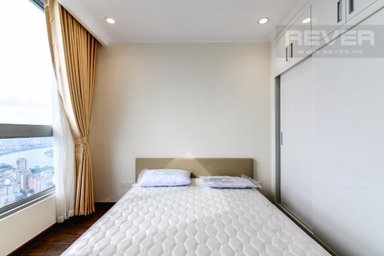 Phòng Ngủ 3 Căn hộ Vinhomes Central Park  3 phòng ngủ tòa Landmark 4 tầng cao