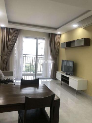 Căn hộ chung cư Sunrise Riverside đầy đủ nội thất cao cấp tiện nghi.