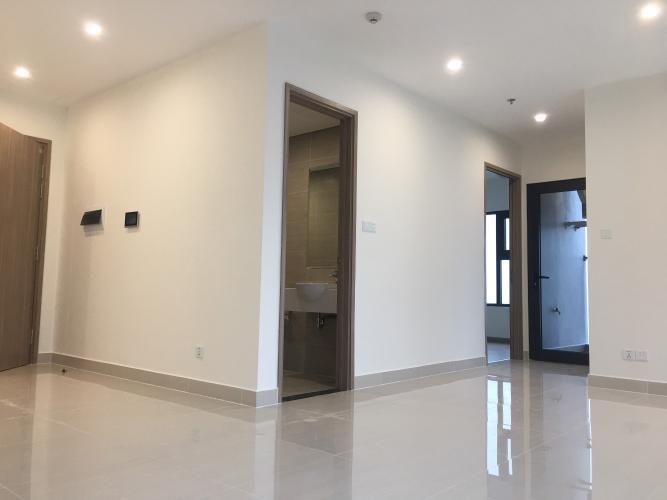 Phòng khách Vinhomes Grand Park Quận 9 Căn hộ Vinhomes Grand Park tầng 34, bàn giao nội thất cơ bản.