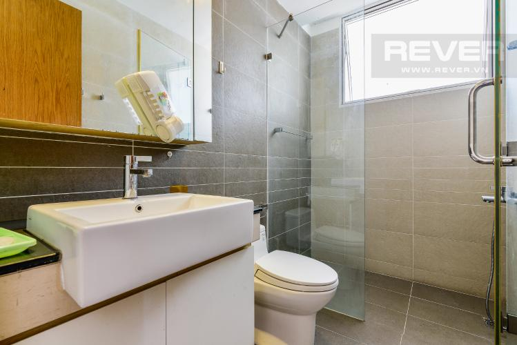 Phòng Tắm 1 Căn hộ Sunrise City 2 phòng ngủ tầng trung V6 nội thất đầy đủ