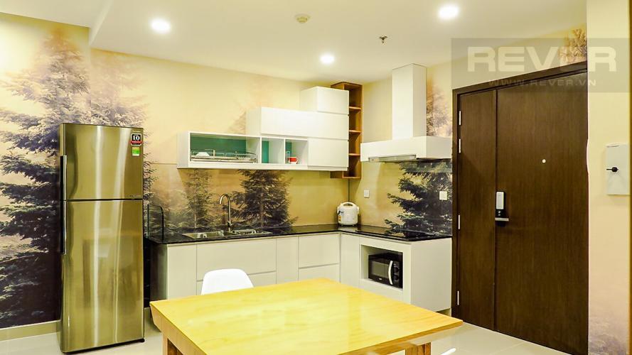 Phòng Bếp Căn hộ RiverGate Residence tầng cao, 2PN, đầy đủ nội thất, view kênh Bến Nghé