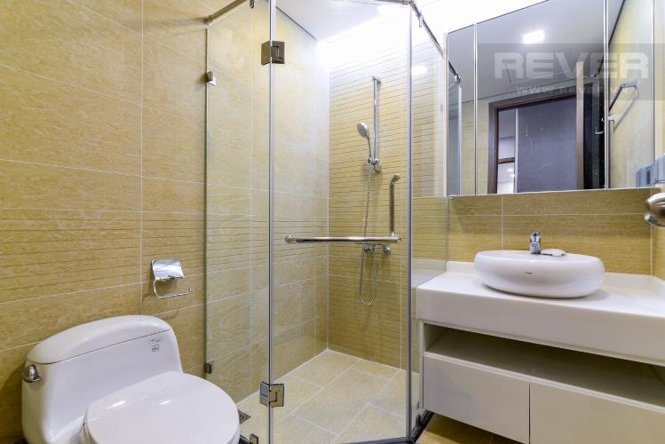 Phòng Tắm 2 Căn hộ Vinhomes Central Park tầng cao, 2PN, đầy đủ nội thất, view hồ bơi
