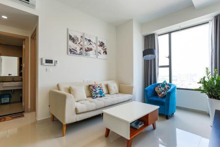 Căn hộ RiverGate Residence 2 phòng ngủ tầng trung tháp A view sông