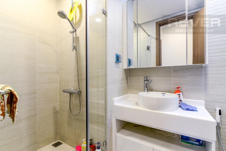 Phòng Tắm 1 Căn hộ Vinhomes Central Park tầng cao 3PN view sông, nội thất hoàn chỉnh