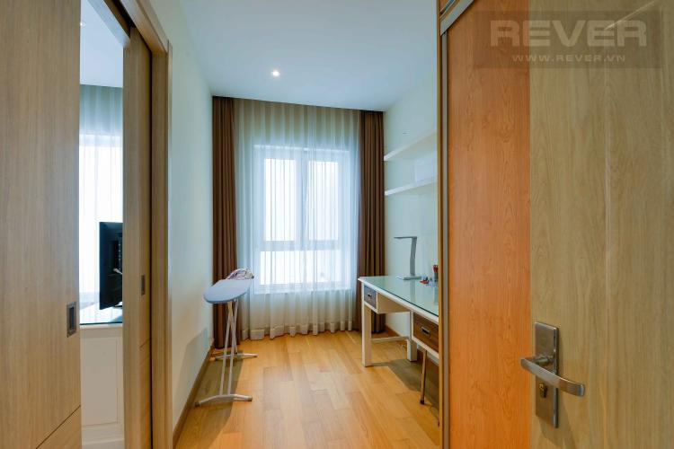 Phòng Ngủ Bán căn hộ Diamond Island - Đảo Kim Cương 2PN, tháp Brilliant, đầy đủ nội thất, view sông thoáng mát