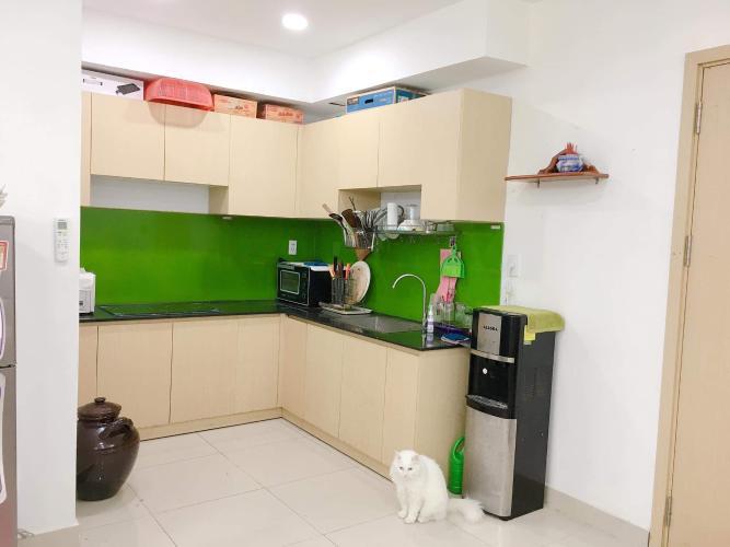 Phòng bếp căn hộ Oriental Plaza, Tân Phú Căn hộ chung cư Oriental Plaza hướng Tây Nam, view thành phố sầm uất.