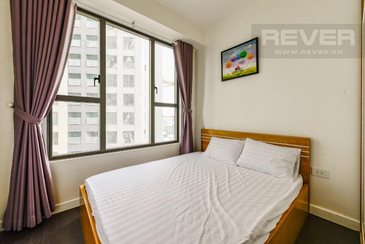 Phòng ngủ 1 Căn hộ The Tresor tầng trung, tháp TS1, 2 phòng ngủ, full nội thất