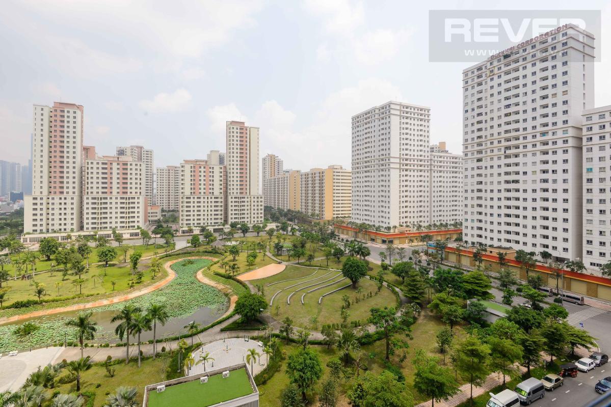 View Bán căn hộ New City Thủ Thiêm, 2PN tháp Babylon, đầy đủ nội thất cao cấp
