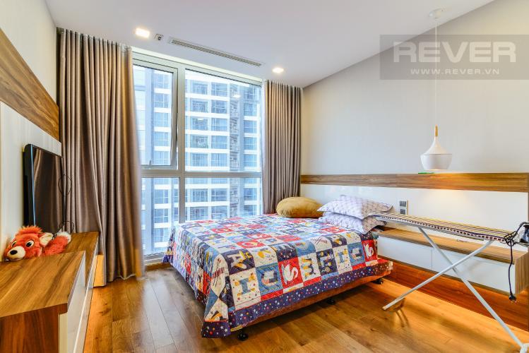Phòng Ngủ 2 Căn hộ Vinhomes Central Park 4 phòng ngủ tầng thấp P2 view sông