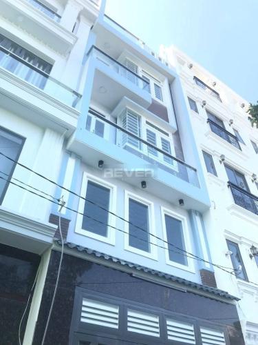 Nhà phố Tân Bình diện tích 4mx12m, hiện trạng nhà còn mới.