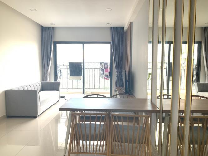 Cho thuê căn hộ 3 phòng ngủ tầng thấp The Sun Avenue, nội thất đầy đủ, dọn vào ở ngay.