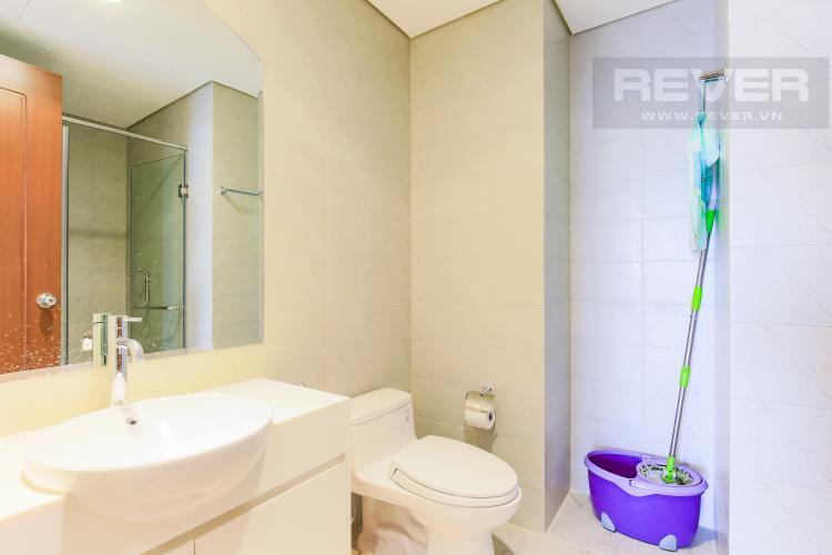 Phòng Tắm 2 Căn hộ Vinhomes Central Park 3 phòng ngủ tầng thấp Landmark 2 view nội khu
