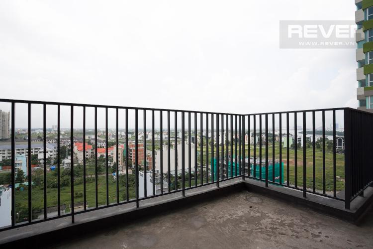 Ban Công Duplex Vista Verde 3 phòng ngủ tầng thấp T2 giao thô