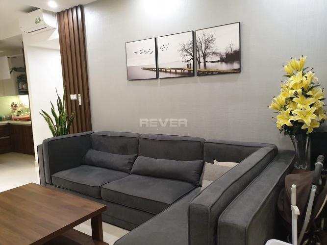 Căn hộ tầng 7 The Sun Avenue bàn giao đầy đủ nội thất tiện nghi.