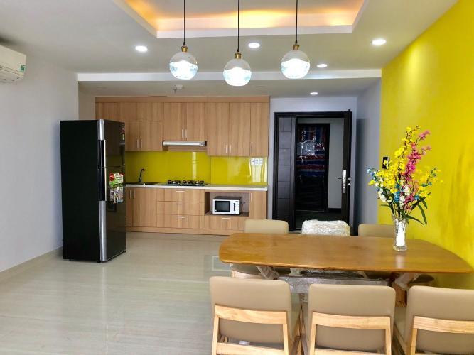 Phòng bếp căn hộ Scenic Valley, Quận 7 Căn hộ Scenic Valley tầng cao view sông thoáng gió