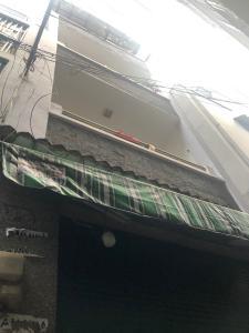 Bán nhà 4 tầng hẻm Nguyễn Chí Thanh, Quận 10, cách chợ An Đông 500m