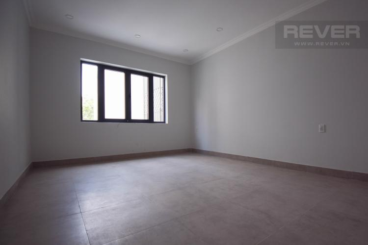 Phòng Ngủ 3 Nhà phố 1 phòng ngủ đường Cao Đức Lân không có nội thất