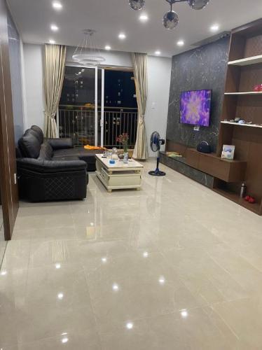 Phòng khách căn hộ Sunrise Riverside Bán căn hộ Sunrise Riverside diện tích 83m2, sổ hồng đầy đủ