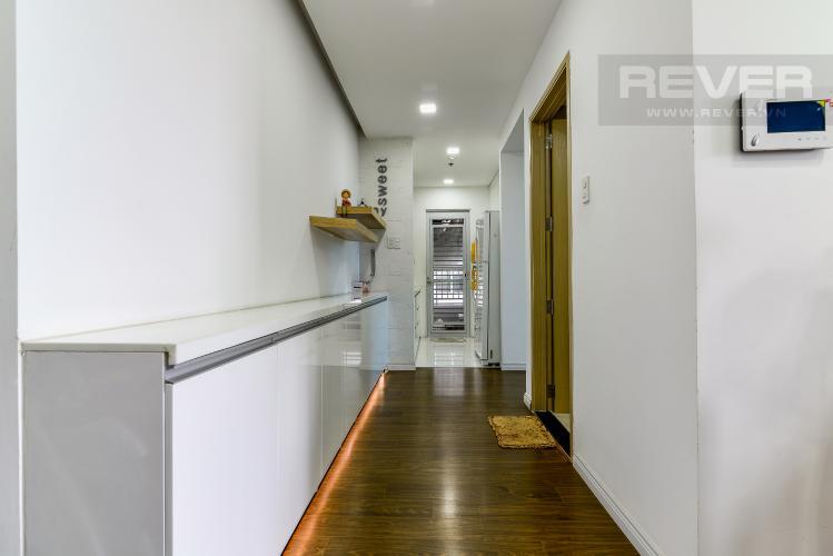 Khu Vực Bếp Bán căn hộ The Prince Residence Phú Nhuận 2PN, nội thất đầy đủ