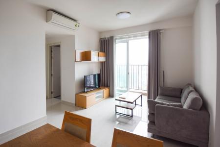 Căn hộ Vista Verde tầng cao, tháp T1, 1 phòng ngủ, full nội thất.