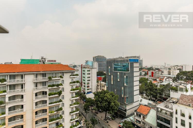 View Duplex 1 phòng ngủ Saigon Pavillon nội thất đầy đủ