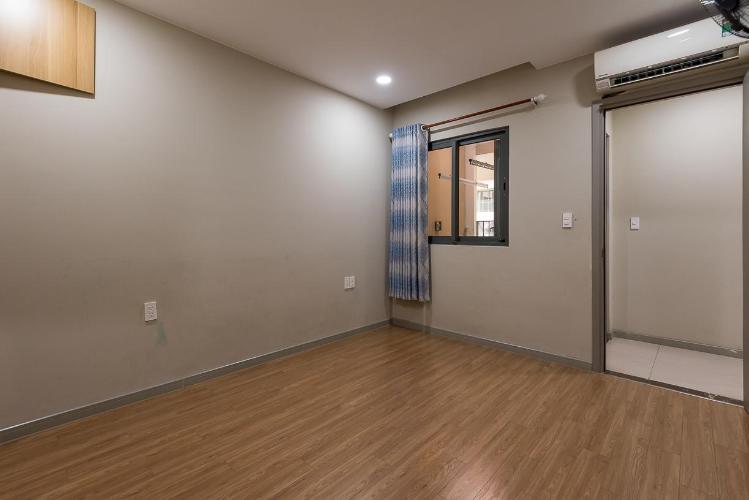 Phòng ngủ The Gold View, Quận 4 Căn hộ The Gold View nội thất cơ bản, đón view hồ bơi yên tĩnh.