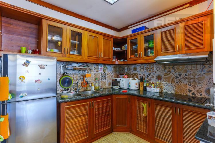Phòng Bếp Căn hộ New Sài Gòn, tầng trung, tòa C, 2 phòng ngủ, full nội thất.