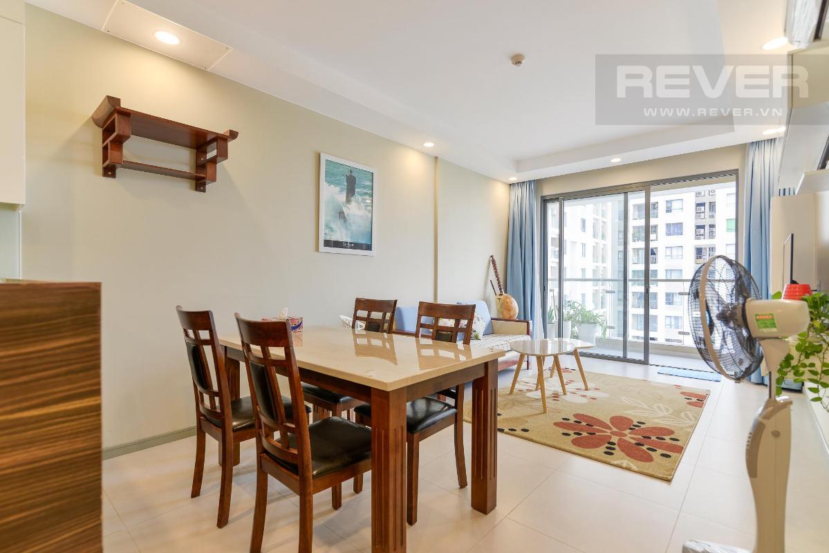 5080991cc3f125af7ce0 Cho thuê căn hộ The Gold View 2PN, tháp A, đầy đủ nội thất, view hồ bơi và kênh Bến Nghé