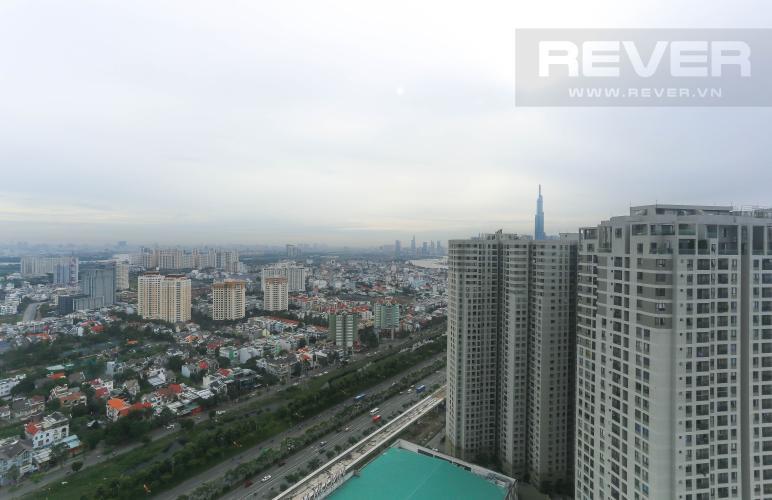 View Căn hộ Masteri Thảo Điền tầng cao 2PN, bàn giao kèm nội thất đầy đủ
