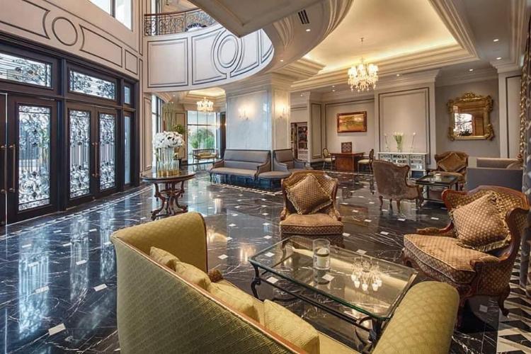 Paris Hoàng Kim, Quận 2 Căn hộ Paris Hoàng Kim view thành phố, nội thất cơ bản.