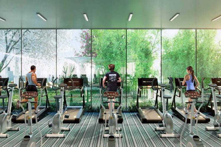 Topaz Elite, Quận 8 Căn hộ Topaz Elite tầng cao, bàn giao nội thất cơ bản.