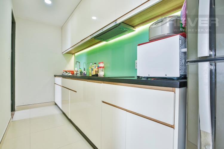 Bếp Căn hộ Masteri Thảo Điền tầng cao T5, 2 phòng ngủ, đầy đủ nội thất